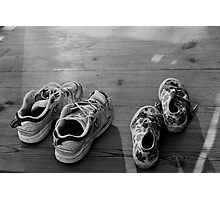 Shoes Photographic Print