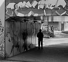 Underpass by Ken Taylor
