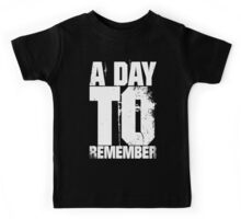 A Day To Remember Kids Tee
