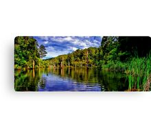 Lake Elizabeth. Canvas Print