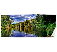 Lake Elizabeth. Poster