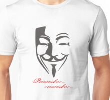 Gunpowder Treason Unisex T-Shirt