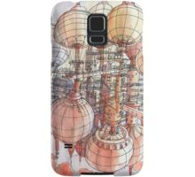 The flying village! Samsung Galaxy Case/Skin