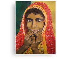 Indian Charm Canvas Print