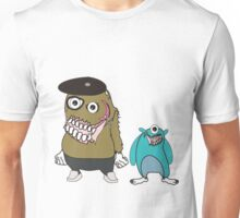 two little monsters Unisex T-Shirt