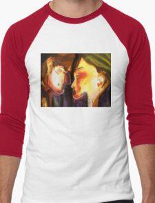 Two Heads, One Heart Men's Baseball ¾ T-Shirt