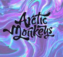 Arctic Monkeys by lasertrap