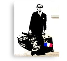 Blek Le Rat  Canvas Print