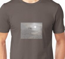 Horse and Moon Unisex T-Shirt