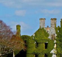 Ireland - Galway Castle Sticker