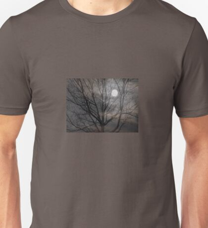 Cold Winter Nights Unisex T-Shirt