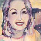 Happy Portrait by Lorna Gerard