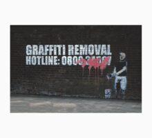 Graffiti Removal Hotline Baby Tee