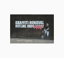 Graffiti Removal Hotline Unisex T-Shirt