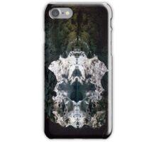 Fractal Reflection iPhone Case/Skin
