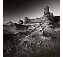 Moonscape Photographic Print