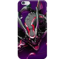 pokemon mega dark rayquaze dragon anime shirt iPhone Case/Skin
