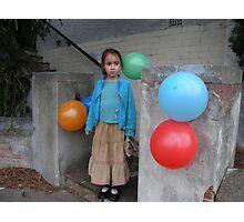 Birthday guest Photographic Print