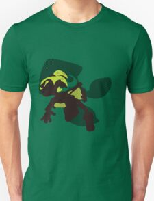 Light Green Male Inkling - Splatoon T-Shirt