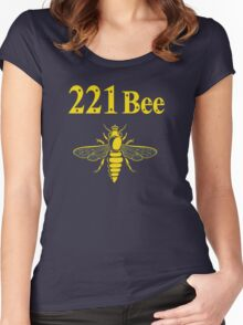 221Bee Women's Fitted Scoop T-Shirt