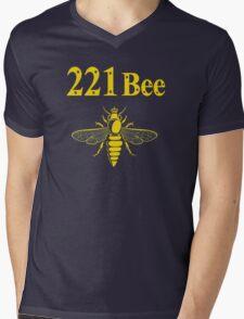 221Bee Mens V-Neck T-Shirt