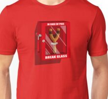 In case of pigs Unisex T-Shirt