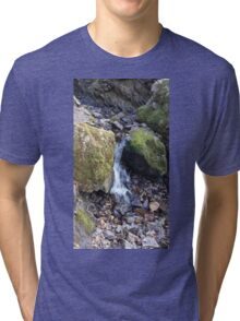 Rushing Water Tri-blend T-Shirt