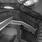 QVB Stairway, Sydney by Martyn Baker | Martyn Baker Photography