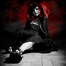 Moments with a Goth Girl by dimarie