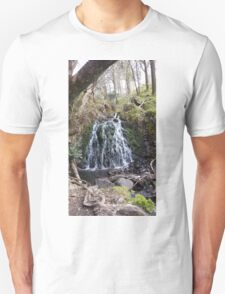 Water Fall Beauty Nature Unisex T-Shirt