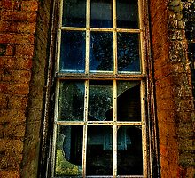 Room With A View #2 - Beechworth Lunatic Asylum - The HDR Experience by Philip Johnson