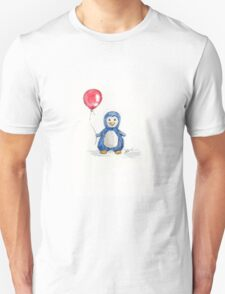 Puddle penguin T-Shirt