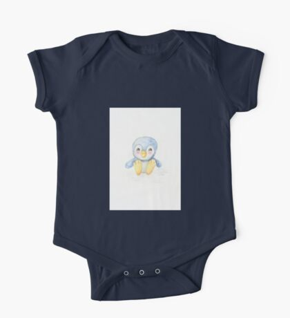 Sweet filo penguin One Piece - Short Sleeve