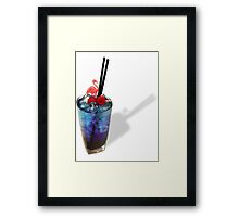 fruit tingle Framed Print