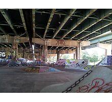 FDR Skate Park Philadelphia Photographic Print