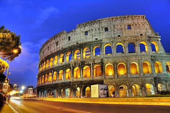 Colosseum by bryaniceman