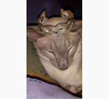 Gabriel Siamese Cat Crown Unisex T-Shirt