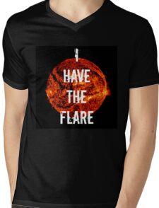 I Have The Flare Mens V-Neck T-Shirt