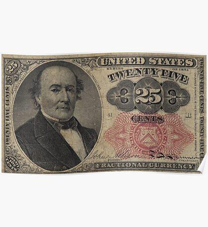 Twenty Five Cent Bill Poster