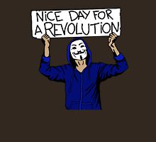 Nice Day for a Revolution Unisex T-Shirt
