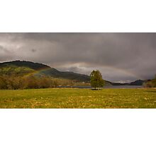 The Trossachs Scotland Photographic Print