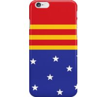 Wonder Woman Inspired Colors iPhone Case/Skin