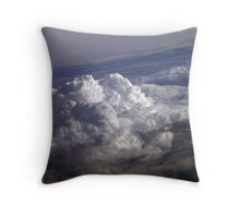 A state of the world Throw Pillow