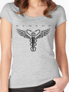 Remedy (Debut Album) Women's Fitted Scoop T-Shirt