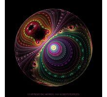 Da Vinci Sphere Photographic Print