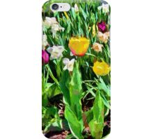 Spring colours - painted iPhone Case/Skin