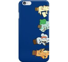 pokemon pikachu squirtle bulbasaur charmander chibi anime shirt iPhone Case/Skin