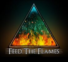 """""""Feed the Flames"""" by Daniel Lucas"""