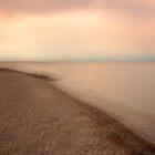 Artscape......Beach.... Lake Geneva, France by Imi Koetz