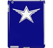 White Star iPad Case/Skin